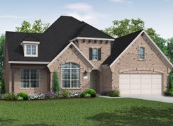 Toledo Bend - Barrington at Lantana 50' Homesites: Lantana, Texas - Coventry Homes