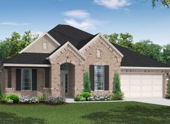 Bremond - South Pointe Manor Series: Mansfield, Texas - Coventry Homes