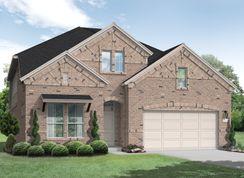 Easton - Barrington at Lantana 50' Homesites: Lantana, Texas - Coventry Homes