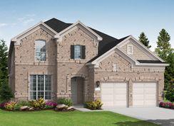 Nixon - Barrington at Lantana 50' Homesites: Lantana, Texas - Coventry Homes