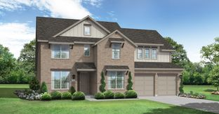 Bevil Oaks - Pecan Square: Northlake, Texas - Coventry Homes