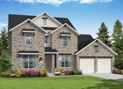 Red Oak - Pecan Square: Northlake, Texas - Coventry Homes