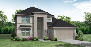 Collin - Towne Lake 60': Cypress, Texas - Coventry Homes