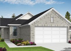 Groves - The Meadows at Imperial Oaks 40': Conroe, Texas - Coventry Homes