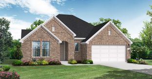 Eden - The Meadows at Imperial Oaks 60': Conroe, Texas - Coventry Homes
