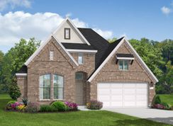 Fulshear - The Meadows at Imperial Oaks 50': Conroe, Texas - Coventry Homes