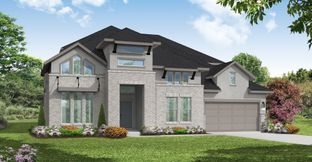 Maypearl - Firethorne West 70': Katy, Texas - Coventry Homes