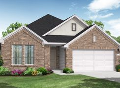 Morgan - Artavia 55': Conroe, Texas - Coventry Homes
