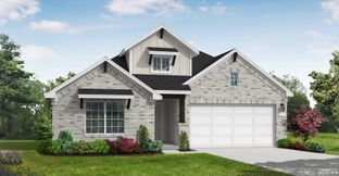 Grandview - Santa Rita Ranch South 50': Liberty Hill, Texas - Coventry Homes