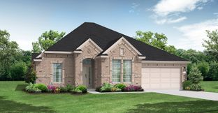 Bremond - Mustang Lakes: Celina, Texas - Coventry Homes