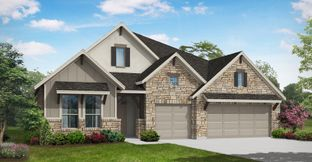 Groveton - 6 Creeks 55': Kyle, Texas - Coventry Homes