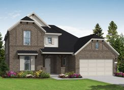 Collin - The Meadows at Imperial Oaks 60': Conroe, Texas - Coventry Homes