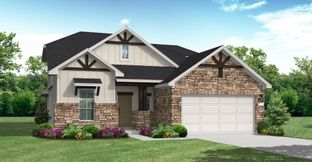 Granbury - Overlook at Creekside: New Braunfels, Texas - Coventry Homes