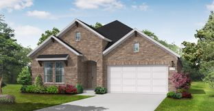 Garland - La Cima 50': San Marcos, Texas - Coventry Homes