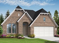 Wimberley - The Meadows at Imperial Oaks 50': Conroe, Texas - Coventry Homes