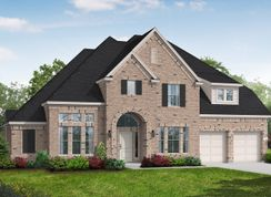 Wharton IV - Firethorne West 70': Katy, Texas - Coventry Homes