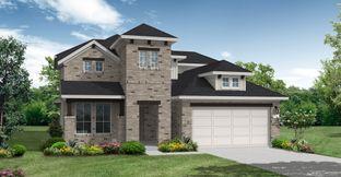 Granbury - Palmera Ridge 60': Leander, Texas - Coventry Homes