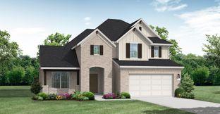 Brookshire - Santa Rita Ranch South 50': Liberty Hill, Texas - Coventry Homes