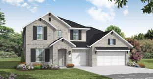 Logan II - Palmera Ridge 60': Leander, Texas - Coventry Homes