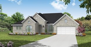 Newport - Wolf Ranch 71': Georgetown, Texas - Coventry Homes