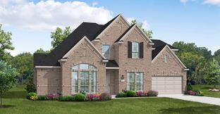 Weston - Wolf Ranch 71': Georgetown, Texas - Coventry Homes