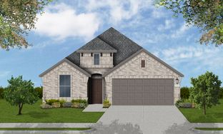 Ackerly - Marine Creek Ranch 50' Homesites: Fort Worth, Texas - Coventry Homes