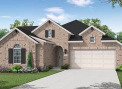 Christoval - Marine Creek Ranch 50' Homesites: Fort Worth, Texas - Coventry Homes