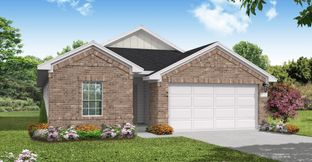 Liberty - Legend Point: New Braunfels, Texas - Coventry Homes