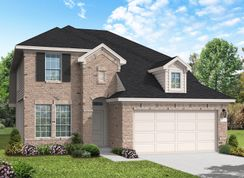 Woodlake - Stillwater Ranch 45': San Antonio, Texas - Coventry Homes