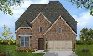 Baylor Creek - Dominion of Pleasant Valley 60': Wylie, Texas - Coventry Homes