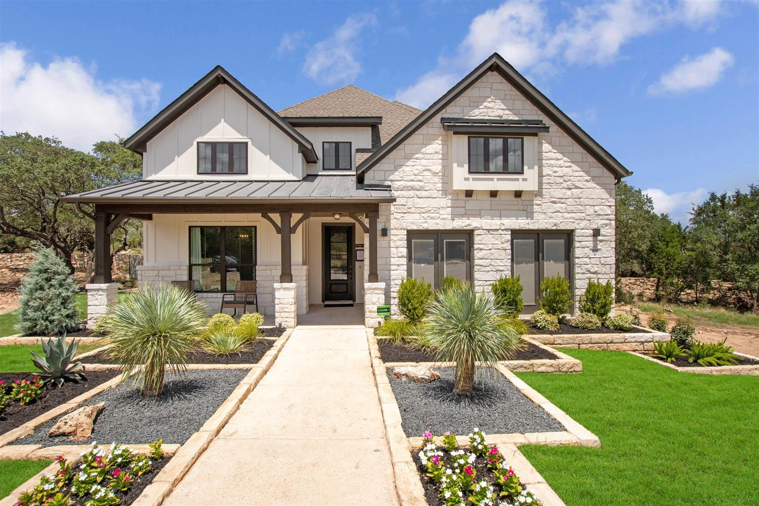 wolf ranch south fork   georgetown tx  homes