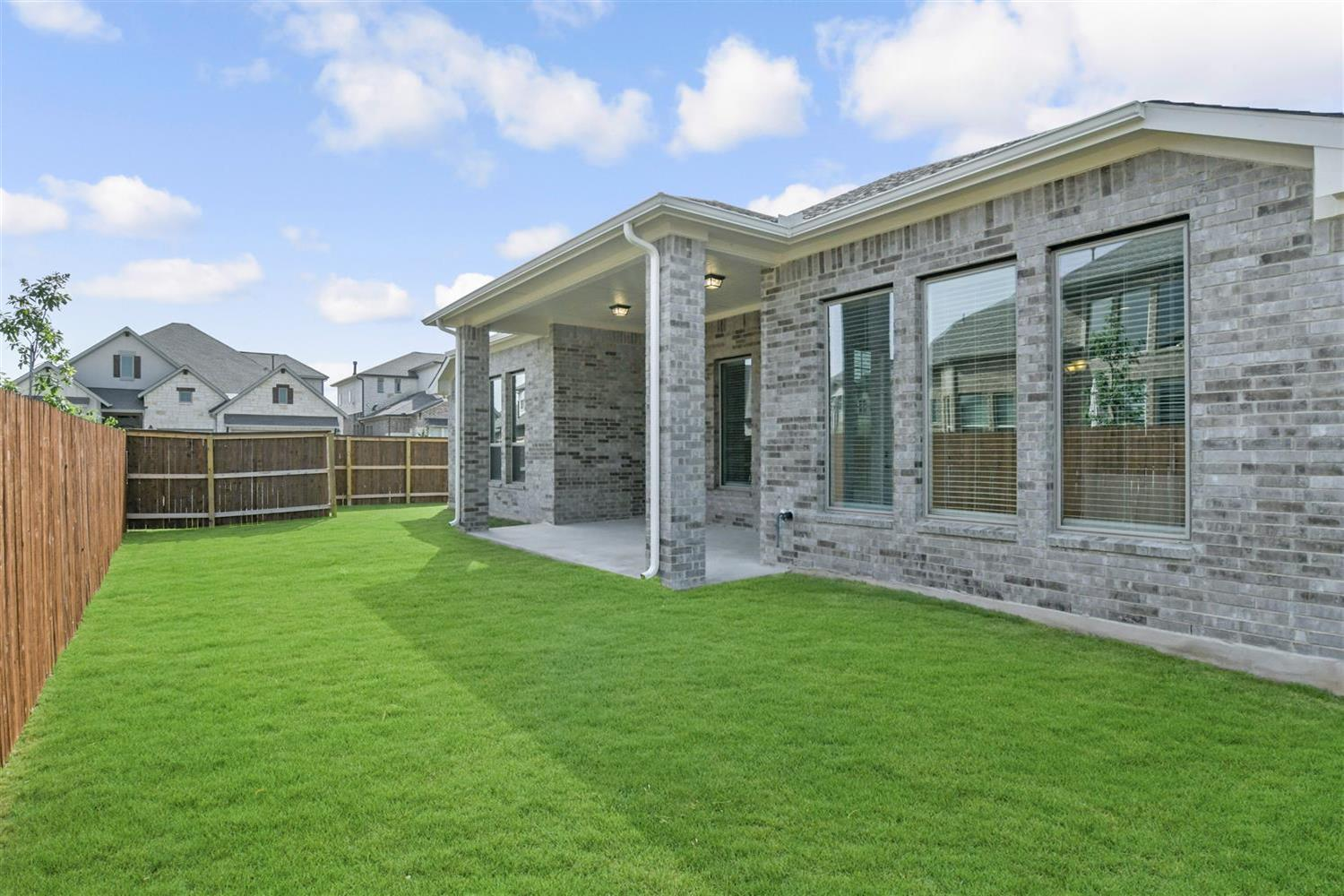 Exterior featured in the Addison By Coventry Homes in Austin, TX