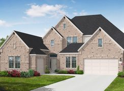 Pearland - Cane Island 70': Katy, Texas - Coventry Homes