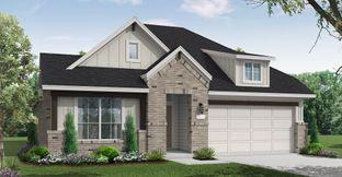 Denison - Santa Rita Ranch South 50': Liberty Hill, Texas - Coventry Homes