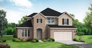 Brookshire - Coronado: San Antonio, Texas - Coventry Homes
