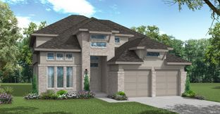 Davilla - Cane Island 55': Katy, Texas - Coventry Homes
