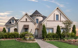 Harvest 60' Homesites by Coventry Homes in Dallas Texas