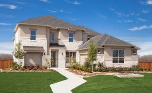 Auburn Hills by Coventry Homes in Dallas Texas