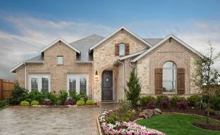 Marine Creek Ranch 50' Homesites by Coventry Homes in Fort Worth Texas