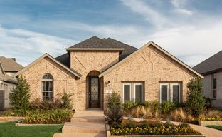 Union Park by Coventry Homes in Dallas Texas