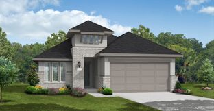 Portland - The Meadows at Imperial Oaks 50': Conroe, Texas - Coventry Homes