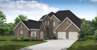 Camden - Meridiana 60': Iowa Colony, Texas - Coventry Homes