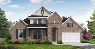 Frisco - Towne Lake 60': Cypress, Texas - Coventry Homes