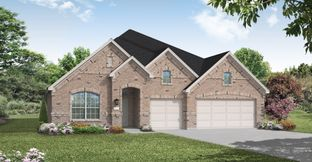 Robinson - Enclave at Longwood: Cypress, Texas - Coventry Homes