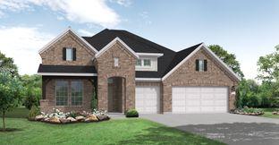 Robinson - The Highlands 60': Porter, Texas - Coventry Homes