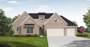 Pittsburg - Cane Island 70': Katy, Texas - Coventry Homes