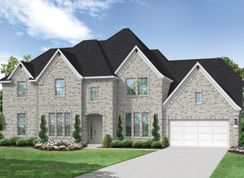 Canyon - Towne Lake 80': Cypress, Texas - Coventry Homes
