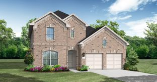 Chappel Hill - Towne Lake 50': Cypress, Texas - Coventry Homes