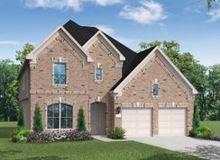 Chappel Hill - Grand Mission Estates 40': Richmond, Texas - Coventry Homes