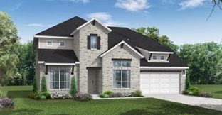 Zavalla - Palmera Ridge 60': Leander, Texas - Coventry Homes